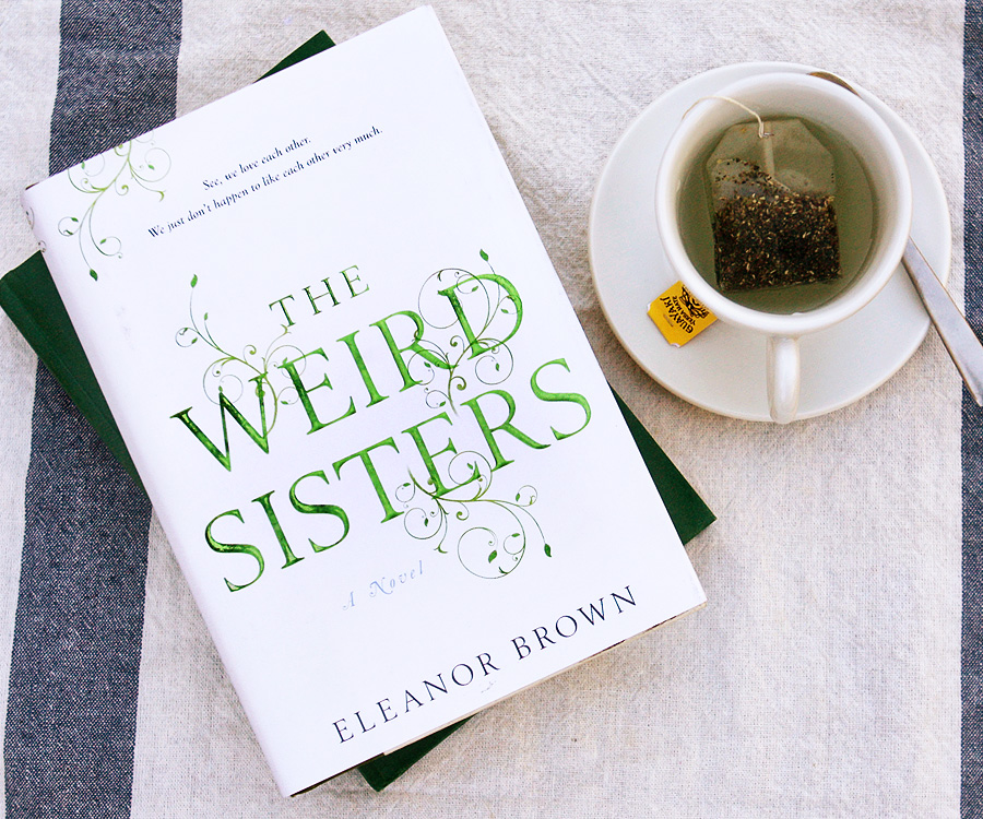 weird sisters book image review