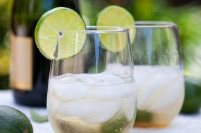 brunch drink champagne mojito image easy