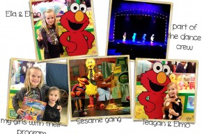 Sesame Street Live with Sunny Vegan