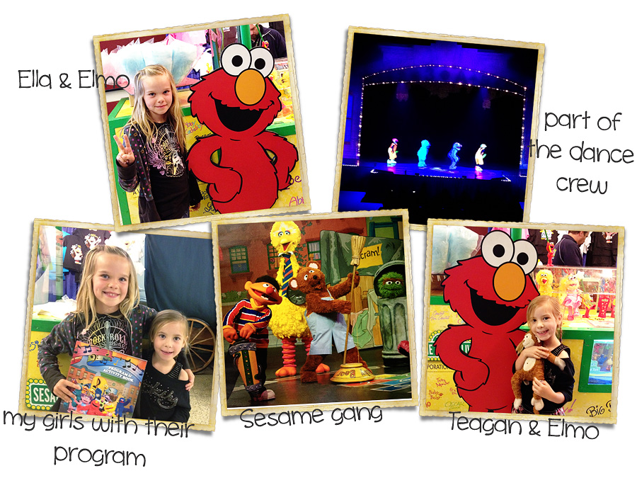 Sesame Street Live with Sunny Vegan