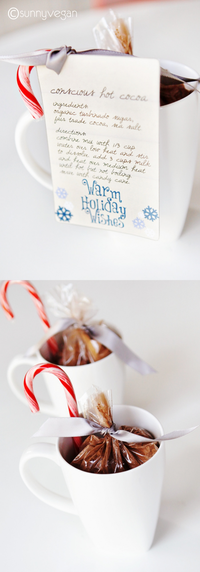 free christmas printable gift for hostess or teacher, hot cocoa