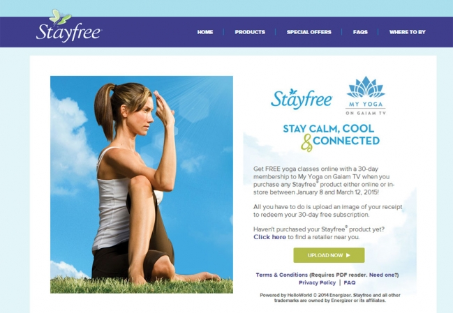 Stayfree Free Yoga