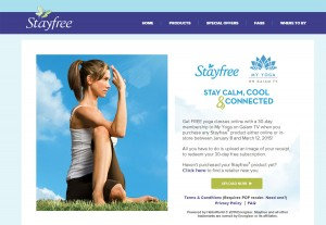 Stayfree Free Yoga
