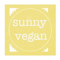 sunny vegan logo
